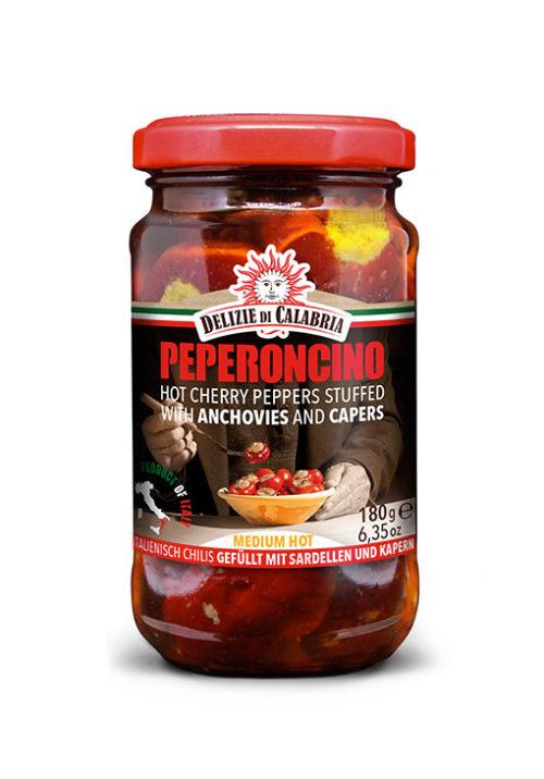 PEPERONCINO-anchovies
